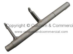 Clutch operating shaft