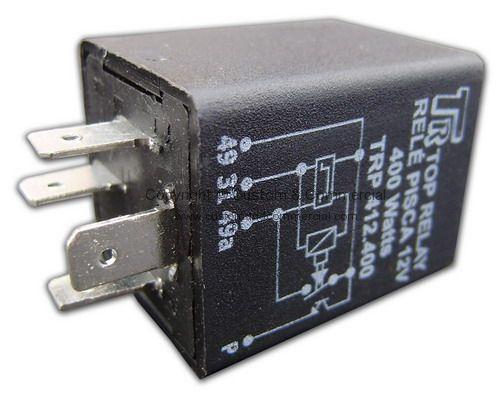 111941583 12 volt headlamp relay with 5 terminals bus 67. Black Bedroom Furniture Sets. Home Design Ideas