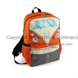 VW T1 Backpack small, 36x30x14 cm ORANGE