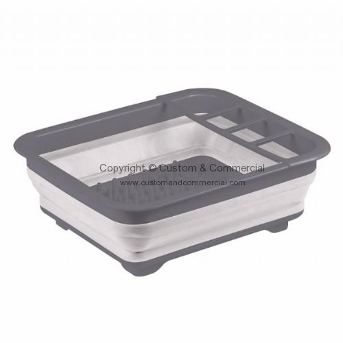 Collapsible Drainer - Grey
