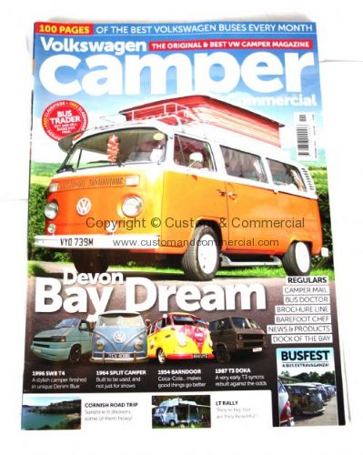 Camper Magazine December 2014 VW Gifts VW Books & Manuals VW