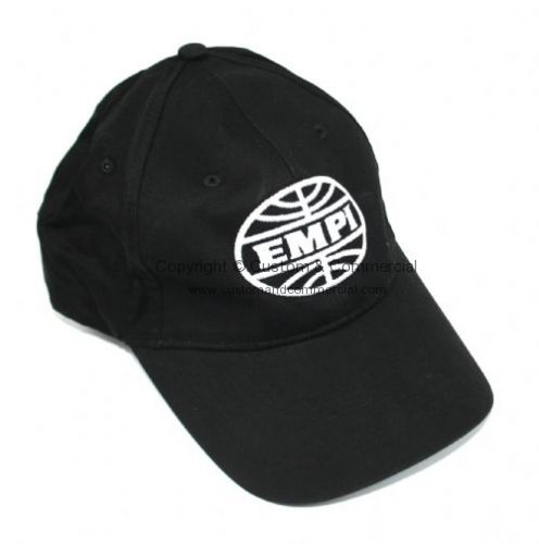 Empi deluxe hat low crown Black