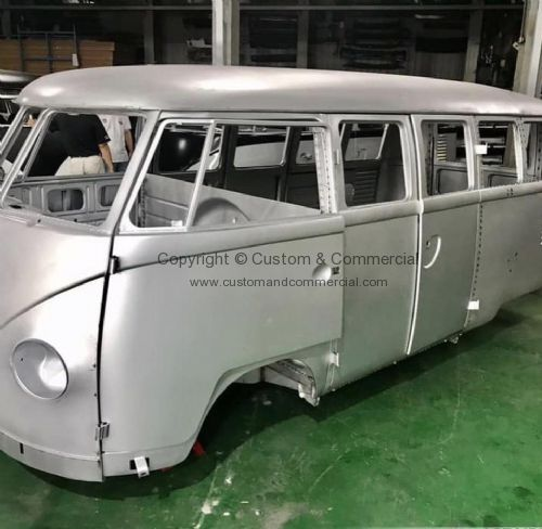 1960 23 window bus