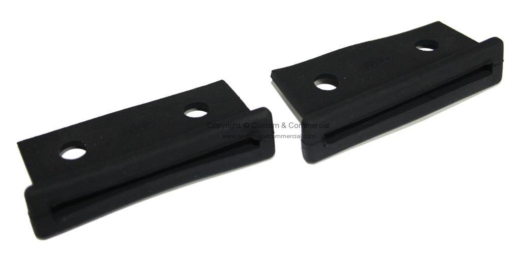 261829573 German quality locker door & engine lid hinge seals 55-76
