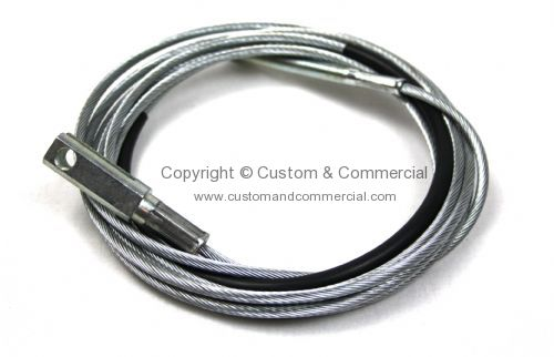 Clutch cable 3116MM LHD Bus 50-59 & 61-67 Also RHD 60-62