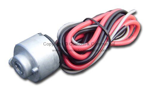 Ignition switch and wires Bus Beetle Ghia Type 3 8/67-7/70