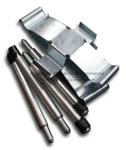 211609081 German quality brake pad fitting kit 70-7/72