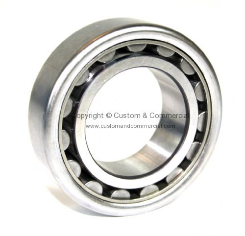 Outer wheel roller bearing 8/70-91