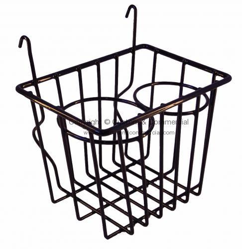 ZVW0549B Dash basket & cup holder Black Bus 55-67 ZVW0549B