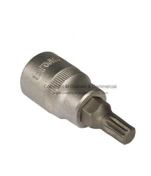 Ac000135 Empi Splined Socket For Cv Joint Bolts Fits 3 8