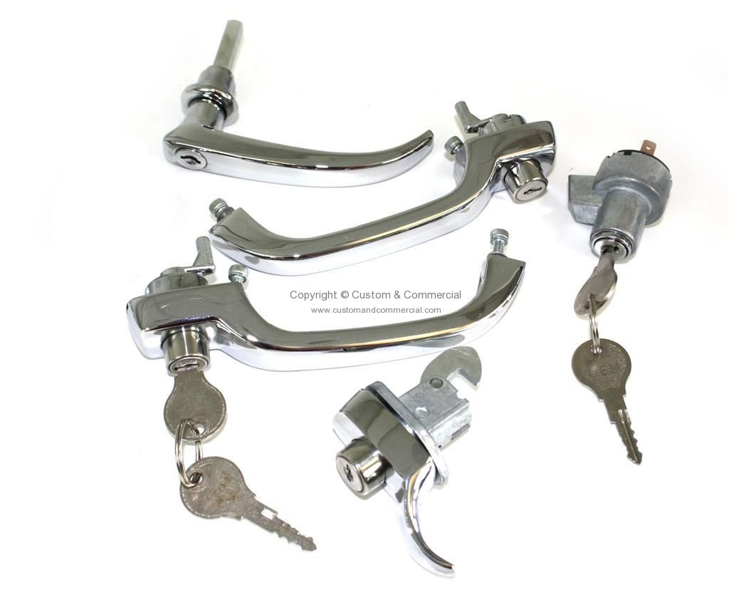 211837205 67dc German Quality Complete Handle Set On One