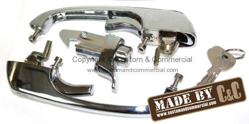 244837206p German Quality Handle Set On One R Code Key