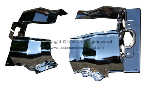 Empi chrome cylinder head covers dual port