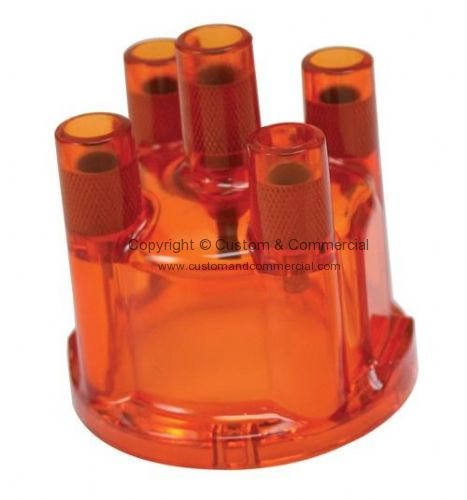 Red distributor cap fits 009