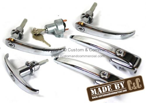 211898902dd German Quality Complete Handle Set Double Side