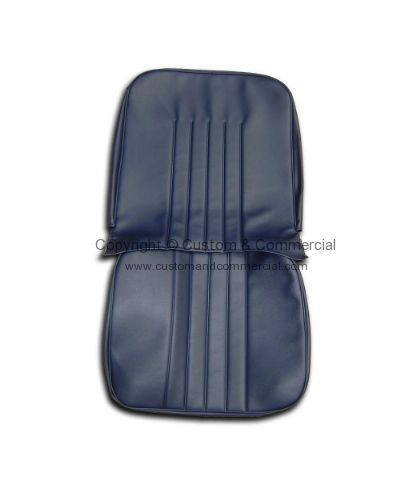 Front Passenger Seat cover Blue 68-72