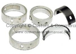 Main bearing set 1.9-2.1 Waterboxer Standard Crankshaft Type 25 83-85