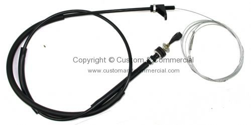 251721555C German quality accelerator cable Diesel CS LHD