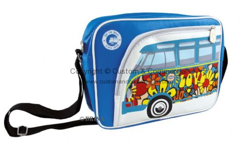 VW T1 Shoulder Bag, landscape format, 25x35x10 cm, LOVE