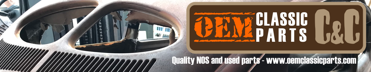 OEM Classic Parts - NOS & Used Parts