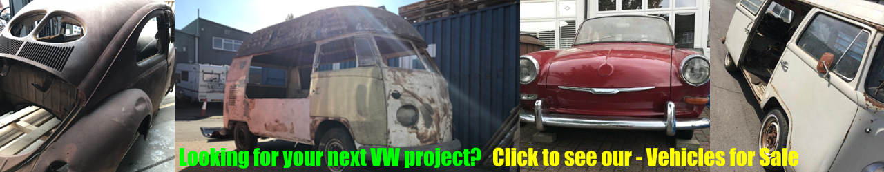 Looking for your next VW project?